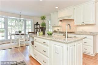 7704 Burford Drive Kitchen